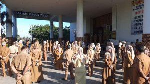 Sakdako Padang Amasrul : ASN Pemko Padang Harus Jadi Agen Pencegahan Penularan Covid-19