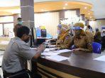 Usai PSBB, Mal Pelayanan Publik Payakumbuh Ramai Dikunjungi Warga