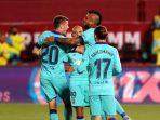 Laga Perdana, Barcelona Lumat Real Mallorca 4 Gol Tanpa Balas