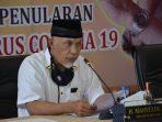 Wako Padang Mahyeldi Ansharullah Bahas Dampak Rokok di Tengah Pandemi Covid-19