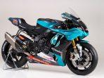 46 Motor Replika Tim Petronas Yamaha SRT Terjual