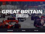 70 Tahun Formula 1, Helat Balapan di GP Inggris Raya