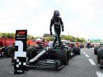 Dominasi Lewis Hamilton Tak Terbendung di F1 GP Spanyol 2020