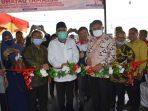 Hendri Septa Resmikan Grand Opening Alif Point Mart