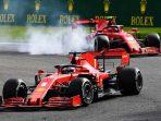 Tim Mercedes Tak Terbendung, Hamilton Kembali Juara di GP Belgia