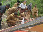 Tingkatkan Koordinasi, Walikota Deri Asta Kunjungi Desa-desa