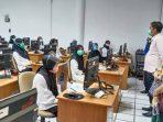 315 CPNS Kota Sawahlunto Ikuti Ujian SKB