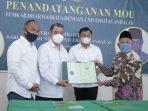 Dukung Pengembangan Kampus III Unand, Haji Munir Hibahkan Tanah