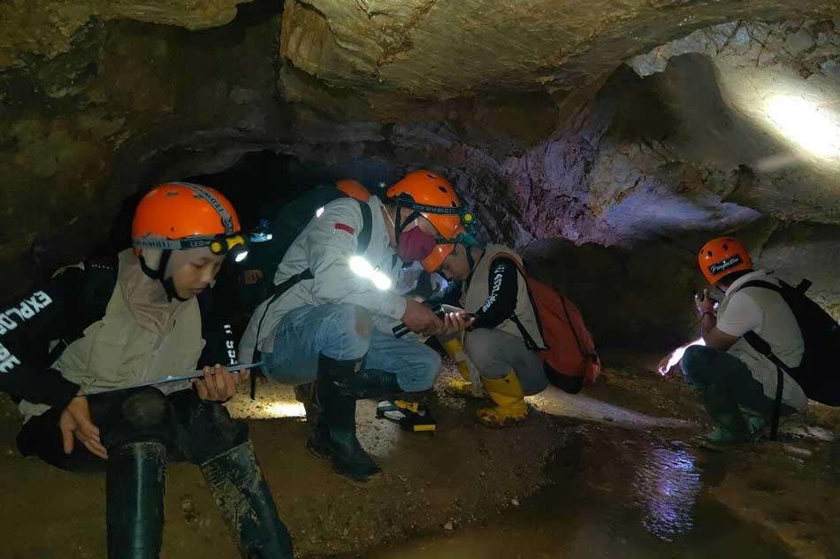 Gua Janjian Talago Gunuang Siap Jadi Objek Wisata Geologi