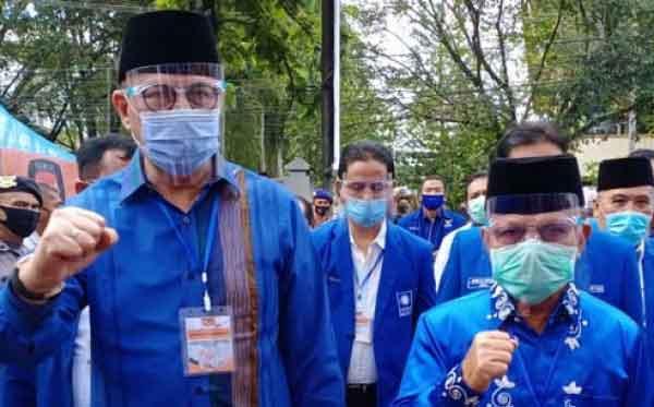 Paslon Mulyadi Ali Mukhni Tolak Dukungan Dari PDIP