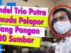 Fahdel Trio Putra, Pemuda Pelopor 2020
