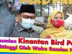 Kinantan Bird Park Bukittinggi
