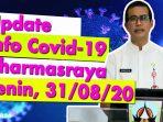 1 lagi warga Kabupaten Dharmasraya terkonfirmasi virus corona. Berdasarkan laporan dari Kepala Dinas Kesehatan dr Rahmadian