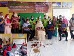 Gelar Pelatihan UMKM, Anggota DPR RI Nevi Zuairina Kunjungi SMKN 2 Pariaman
