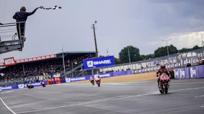 Danilo Petrucci Juara MotoGP Prancis 2020