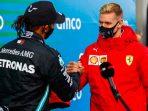 Lewis Hamilton Juara GP Jerman 2020