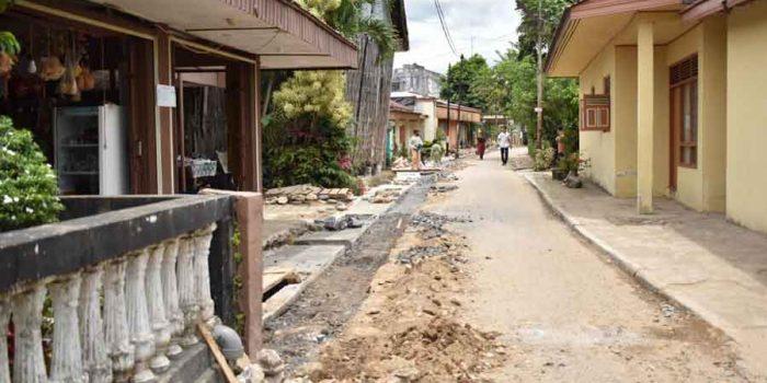 Pemko Payakumbuh Terus Genjot Sejumlah Pembangunan Infrastruktur