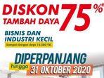 Promo Super Merdeka UMKM Diperpanjang PLN