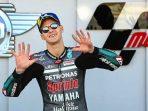 Quartararo Merebut Pole Position di MotoGP Aragon 2020