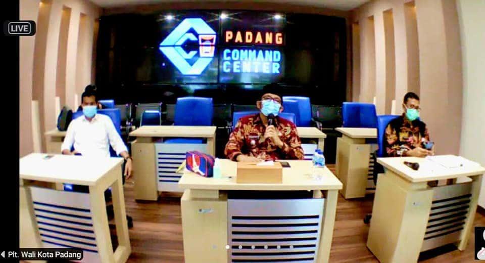 Sebaran Covid-19 Semakin Luas, Pemko Padang Ambil Beberapa Langkah Tegas
