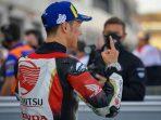 Takaaki Nakagami Raih Pole Position MotoGP Teruel 2020