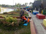 Tidak Pakai Masker, 30 Warga Terjaring Razia Prokes di Batang Agam