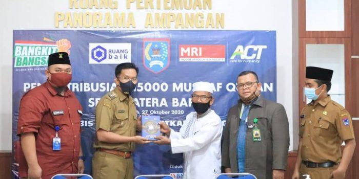 Yayasan Ruang Baik Bersama ACT Bukittinggi