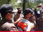 Tidak Pakai Masker, Puluhan Warga Terjaring Razia Perda ABK
