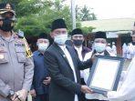 Hari Santri Nasional, Dt Rajo Medan Didaulat Jadi Inspektur Upacara