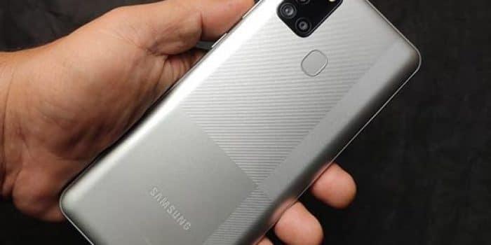 Samsung Galaxy A21S varian baru