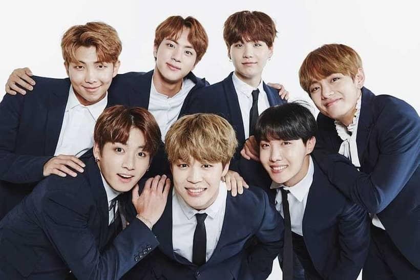 Group Pria Kpop BTS