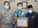 Pemko Sawahlunto Dukung Fhadel Berkembang