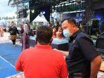 Kasatpol PP Payakumbuh Sidak Iven Pasar Ekonomi Kreatif 2020