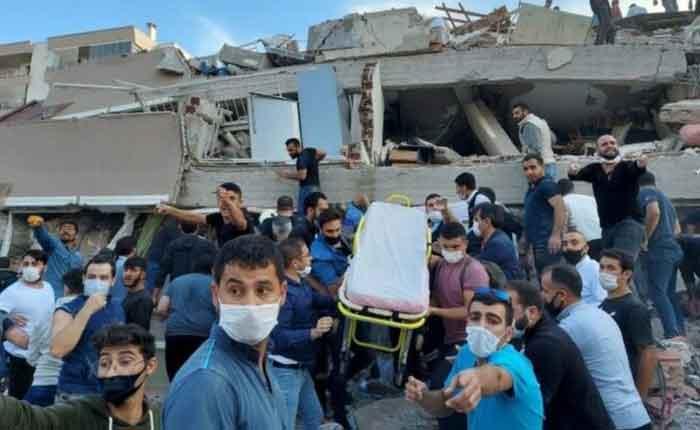 Kerajaan Arab Saudi Kirim Bantuan Untuk Korban Gempa di Turki