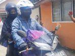 Perjuangan Nining, Peserta MTQ Nasional Naik Motor 16 Hari Menuju Padang