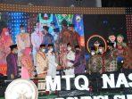Provinsi Sumbar Juara Umum MTQ Nasional ke XXVIII