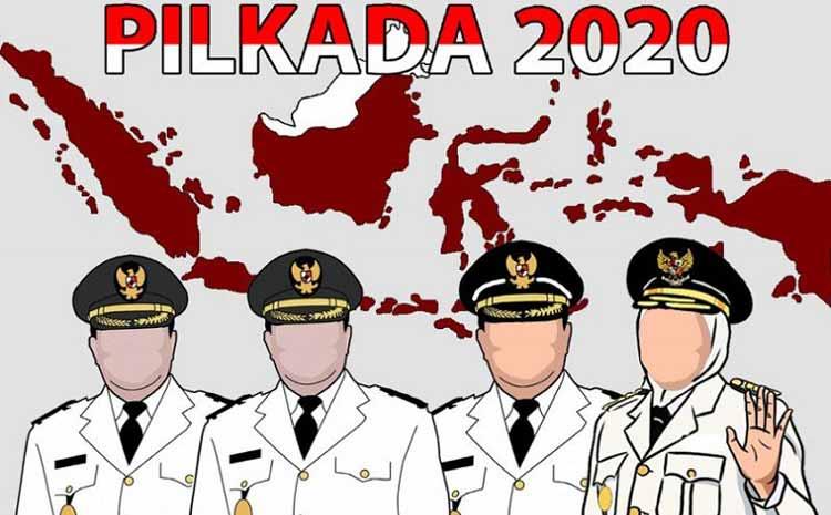 Hasil Sementara Pilgub Sumbar 2020