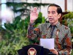 Presiden Joko Widodo optimis Pengendalian Covid-19