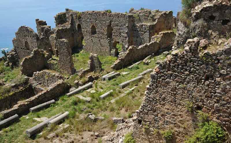 Terungkap Sejarah Kota Kuno Syedra