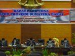 Tujuh Anggota Pengganti Antar Waktu DPRD Sumbar Resmi Bertugas, Ini Posisinya