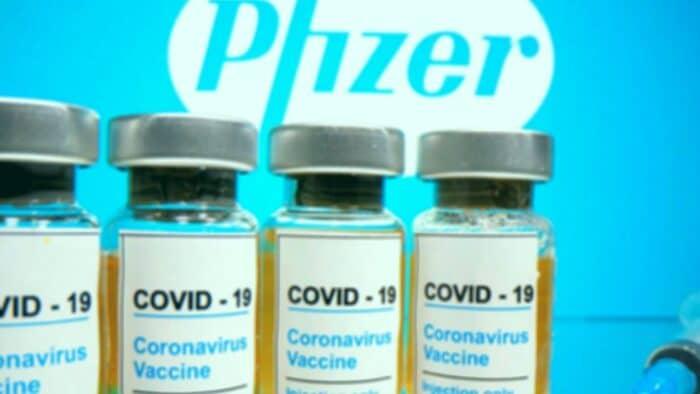 Vaksin Virus Corona Pfizer-Biontec