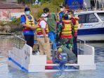 Luncurkan Kapal Pengumpul Sampah, Sungai di Kota Padang Semakin Bersih