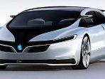 Mobil Listrik Apple Car