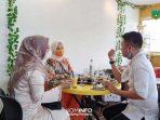 Nona Kitchen, Mini Cafe dengan Menu Beragam