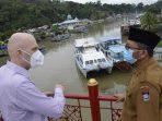 Percantik Kawasan Sungai Batang Arau, Pemko Padang Datangkan Ahli Dari Jerman Ini
