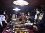 Berbuka Dengan Olahan Rinuak, Menteri Sandiaga Uno Dukung Pengembangan Wisata Agam