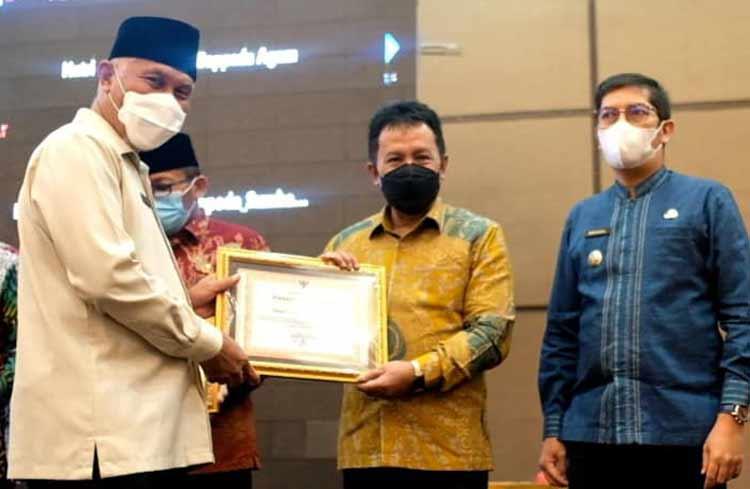 Padang Panjang Raih Dua Penghargaan