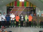 Pelatihan Di Bangun Runtuh, 4 Personil Damkar Padang Panjang Dapatkan Nilai Positif