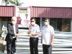Program Indonesia Terang, 1000 Lampu Solar Cell Terangi Jalan di Payakumbuh