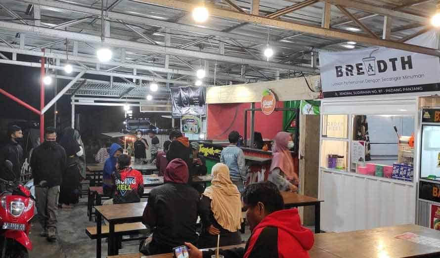 Satpol PP Padang Panjang